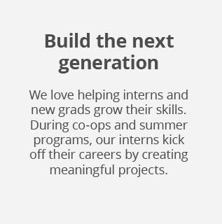 build text