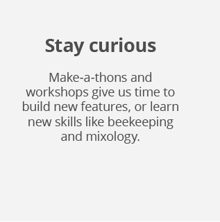 stay curious grey