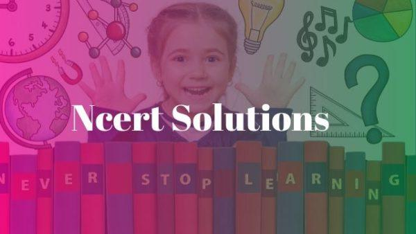 Ncert Solutions